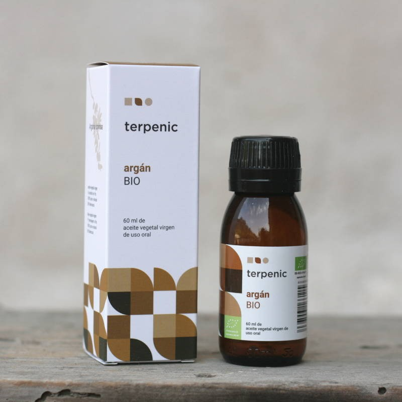 Aceite virgen de argán bio, 60 ml